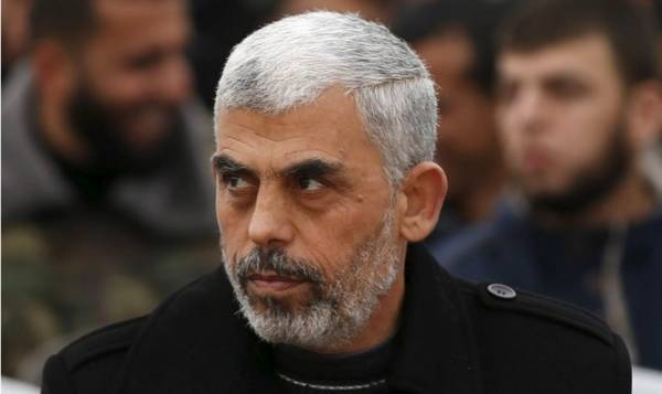 HAMAS LEADER: ISRAEL DOESN'T EVEN HAVE A CABINET