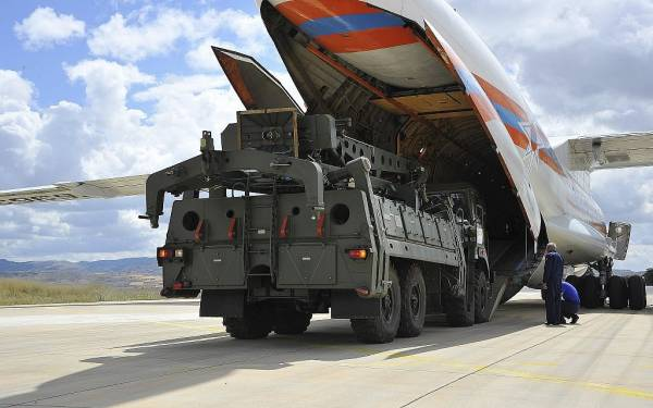 US WARNS OF 'SERIOUS CONSEQUENCES' AS TURKEY SAID TO TEST S-400 DEFENSE SYSTEM