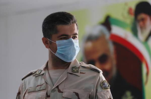 THE CORONAVIRUS COULD SPELL THE END IRAN'S REGIME, AND THAT'S NOT GOOD
