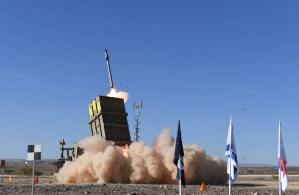 IDF Reinforcing Iron Dome Batteries in the South