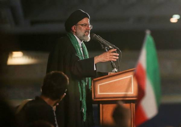 HAS EBRAHIM RAISI BEEN TAGGED AS IRAN'S NEXT SUPREME LEADER?