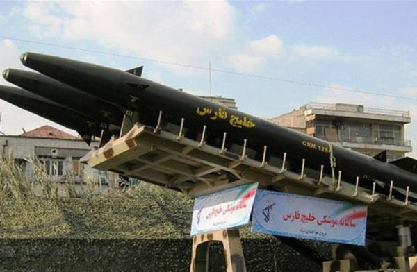 IRAN'S DEF. MIN. REVEALS 'STRENGTH' OF NEW MISSILES THAT THREATEN ISRAEL