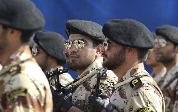 REVOLUTIONARY GUARD COMMANDER WARNS 'ENEMY' DOES NOT DARE SHOOT 'EVEN ONE BLANK' AT IRAN
