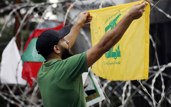 HEZBOLLAH SAID MAKING PREPARATIONS FOR LEBANON'S POSSIBLE COLLAPSE