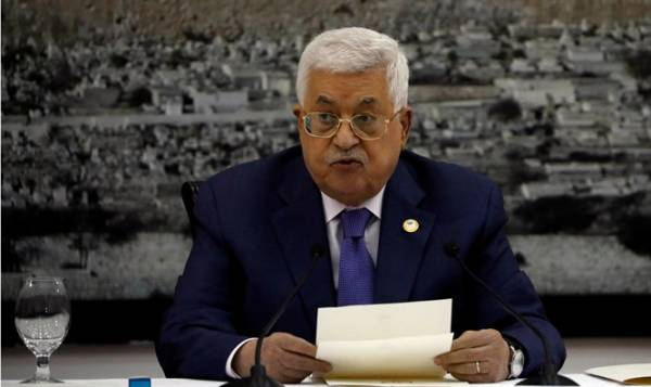 New Elections in Palestinian Authority?