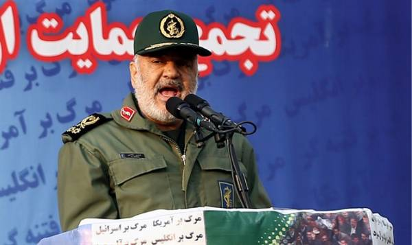 Iranian Commander: We're Ready to Strike the US and Israel