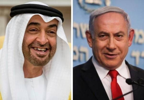 ISRAEL-UAE TIES COULD BE SIGNED, SEALED AND DELIVERED WITHIN A MONTH