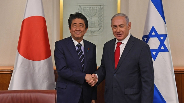 JAPAN INCREASINGLY TURNING TO ISRAEL FOR HIGH-TECH SOLUTIONS