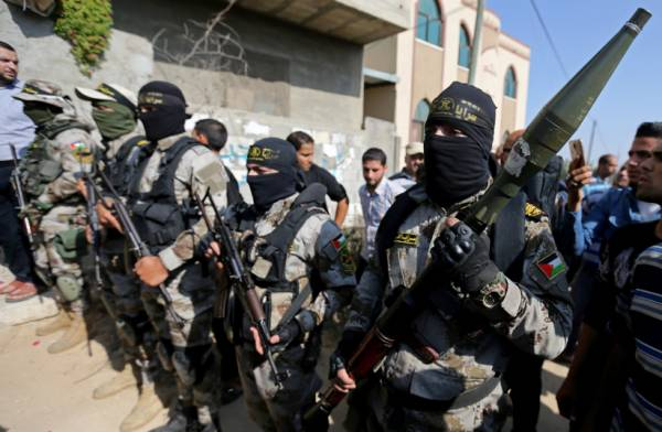 TERRORIST GROUPS IN GAZA ON HIGH ALERT, FEAR ASSASSINATIONS