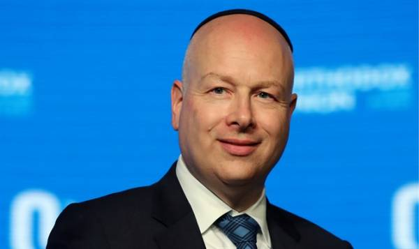 Jason Greenblatt to Stay on at White House?