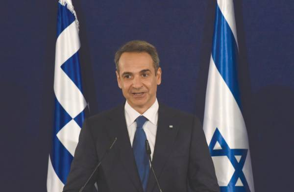 Israel Sides with Greece, When Its Natural Ally, the EU, Cannot