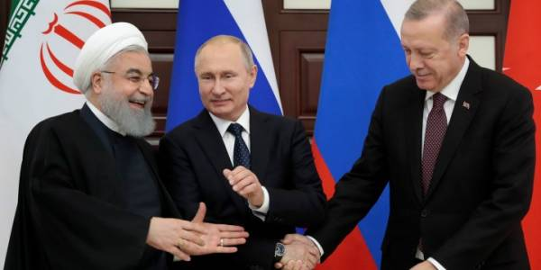 Russia Expands Its Anti-US Efforts from the Middle East to Africa